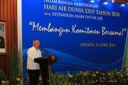 Kementerian PUPR Gelar Dialog Nasional Lestarikan Alam Untuk Air